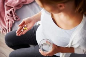 Беременность на фоне приема антибиотиков