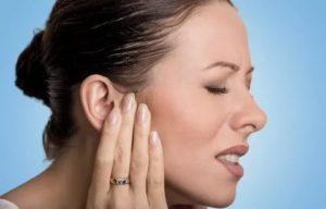 Напряжение в ушах