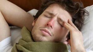 Горло, насморк, головная боль
