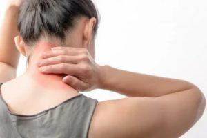 Дискомфорт в шее