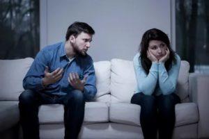 Безмерная стыдливость перед мужем