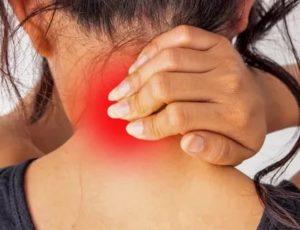 Головокружение, слабость, боль затылке и шеи