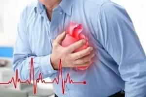 Боли в сердце и тахикардия