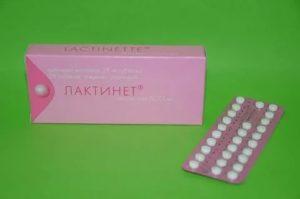 Беременность при приеме лактинета