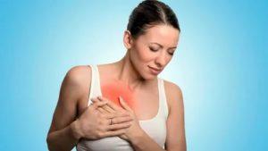 Боль в грудной клетке после родов