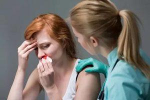 Кровотечения из носа
