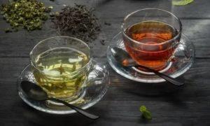 Мастопол одновременно с кофе, чаем, мятой и спиртными напитками?