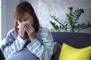 Болит горло и температура 37.5