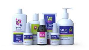 Увлажнение кожи при лечении демодекоза