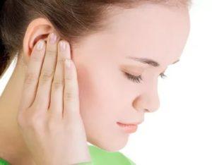 Зуд в ушах и носу