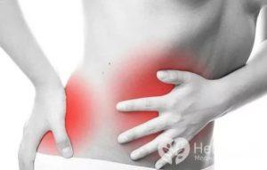 Спина, невролгия или кишечные колики?