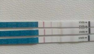 Беременность тест реагент