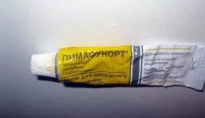 Повторное использование Пимафукорта при атопическом дерматите