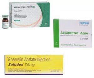 Лечение аденомиоза гомеопатия