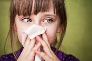 Заложенность носа без температуры