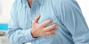 Давящие боли в груди, аритмия, плавающее давление, сильная метеозависимость