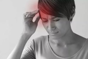 Странная головная боль
