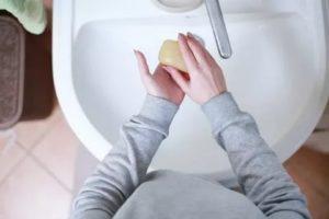 Страх заразиться и частое мытье рук