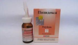 После применения полидекса свело носоглотку