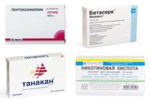 Лекарства при шейном остеохондрозе
