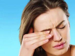 Головные боли и ухудшение зрения