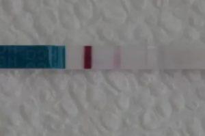 Вторая полоска на тесте после фармаборта