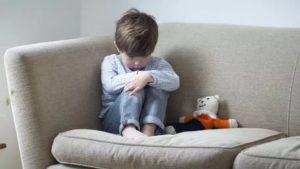 Странное поведение ребенка