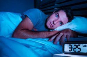 Не могу уснуть из за тревожных мыслей