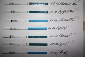 Задержка, тесты отрицательные, Мастодинон