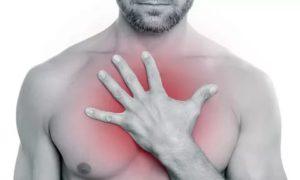 Боль в грудной клетке при волнении