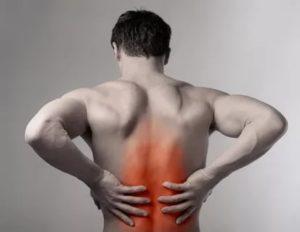 Боль в спине от лопатки до поясницы