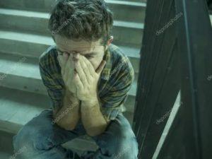 Наследственная депрессия у молодого человека