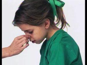 Назонекс и кровотечение из носа
