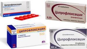 Стоит ли принимать Ципрофлоксацин беременной?