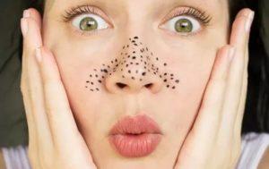 Пульсации на носу и лице