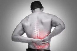 Болит спина в разных местах