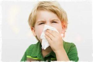 Длительный насморк и кашель у ребенка