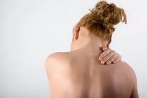 Боль между лопатками, остеохондроз шейного и грудного отдела позвоночника