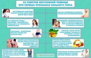 Чем лечить нос и горло при гв