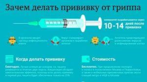 Можно ли делать прививку от гриппа при простуде?