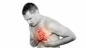 Боли в сердце и соске