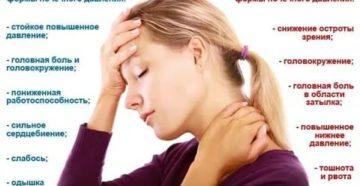 Головная боль и высокий пульс