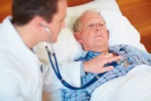 Гипертонический криз давление 198 на 121 затем Обширный инфаркт