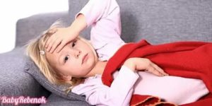 Частые вздохи у ребенка