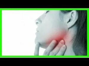 Боль в языке и шее