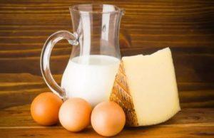 Молоко с сырым яйцом