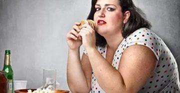 Я очень сильно толстею