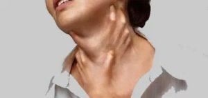 Комок в горле и душит