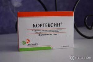 Можно ли колоть кортексин?