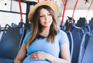 Можно ли беременным на раннем сроке ездить на поезде
